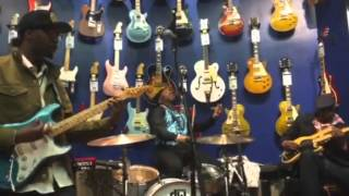 RECAP: LIVE AT GUITAR CENTER (FOOTAGE)