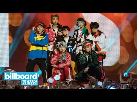 If You Weren't at BTS' Love Yourself LA Show, Then What Were You Doing This Weekend?| Billboard News