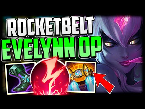 How to Play Evelynn & CARRY EARLY GAME! + Best Runes/Build | Evelynn Guide S11 - League of Legends
