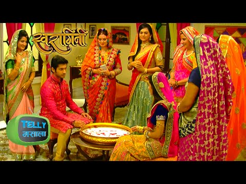 Lakshya and Ragini Celebrate Wedding Rituals | Swa
