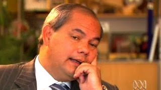 MAYOR TOM TATE on ABC 7:30 report