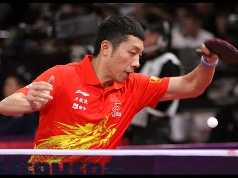 open - Review all the highlights from the Xu Xin Vs Zhang Jike Men's Single Semifinal from the ITTF China Open 2014 Subscribe here for more official Table Tennis highlights: http://bit.ly/ittfchannel....