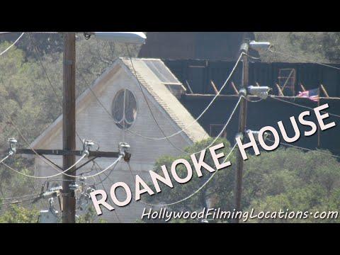 ROANOKE HOUSE FOUND in MALIBU - American Horror Story: Season 6