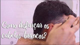 Fica a Dica - Como disfarçar os cabelos brancos?
