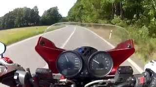 8. Český Dub - Ducati Monster 695