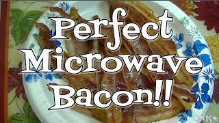 Greetings! What could go better with hot pumpkin waffles than crispy perfectly cooked bacon? Nothing! So we were taking a break from a busy morning to have ...