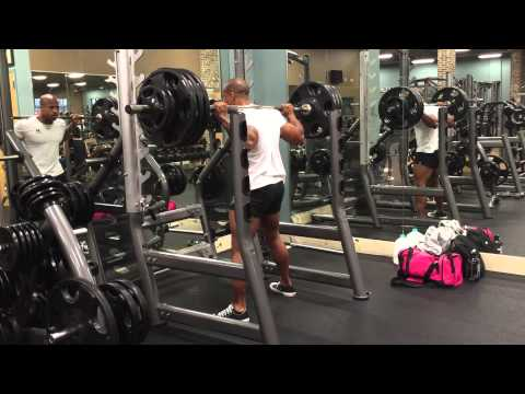 Leg Day | Building Size and Strength | LGF