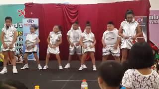 Bunda rita dance compatition. Video