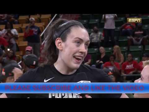 Breanna Stewart  / The Best of On WNBA Finals Win 2018