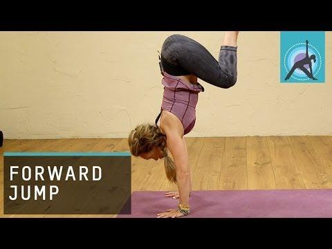Forward Jump explained, Ashtanga Yoga