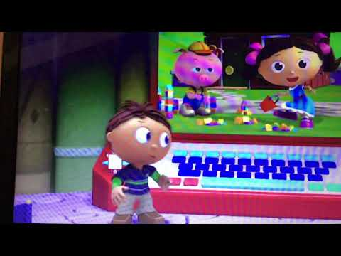 Super Why Building