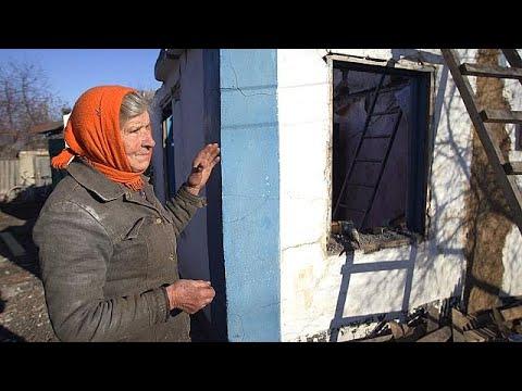 Ανατολική Ουκρανία: Οι κάτοικοι αντιμέτωποι με τον πόλεμο και τον χειμώνα