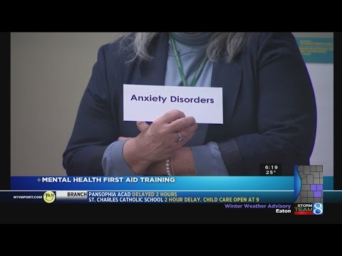 Recognizing the signs of mental illness