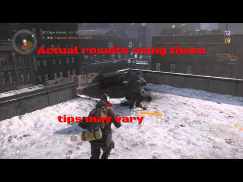 Tom Clancy the Division - Gunfight at high noon