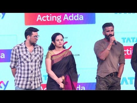 Suniel Shetty Explained His Bollywood Journey In Short Words
