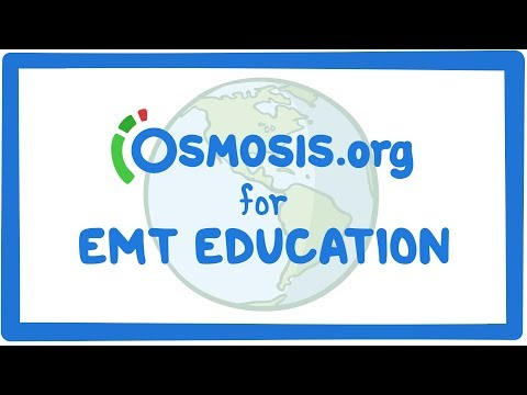 Osmosis.org For EMT Education