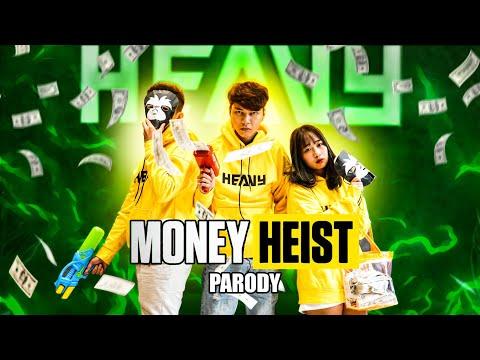 Free Fire x Phi Vụ Triệu Đô: Money Heist Parody | AS Mobile | HEAVY