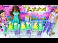 Surprise Blind Bag Babies with Color Changing