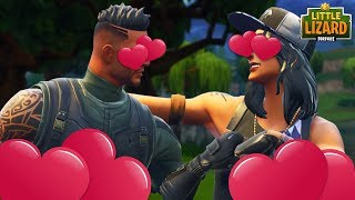 Video WHEN TWO NOOBS FALL IN LOVE IN FORTNITE! Fortnite Short Film MP3, 3GP, MP4, WEBM, AVI, FLV Agustus 2018
