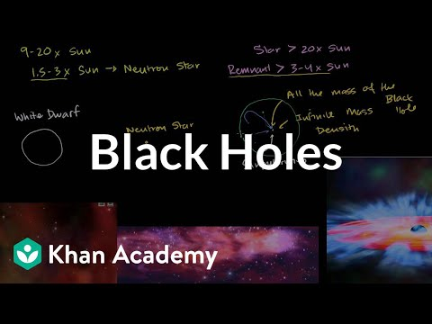 science cosmology astronomy stellar life topic death tutorial accreting mass gravity simulation