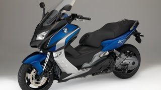 7. 2015 BMW C600 Sport and C650GT Special Edition Maxi Scooters Revealed