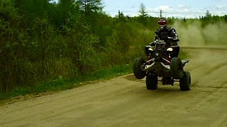 2. HINDLE 09' Yamaha Raptor 700R SE - Riding & Pics
