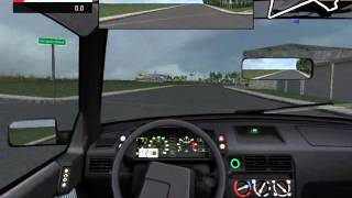 Racer Free Car Simulator [PC-GAME] GAMEPLAY - Citroen Bx Trd
