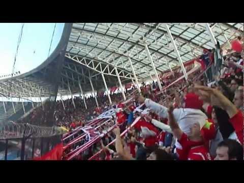 Racing Vs Hinchada de Independiente // Yo solo quiero que llegue este domingo - La Barra del Rojo - Independiente