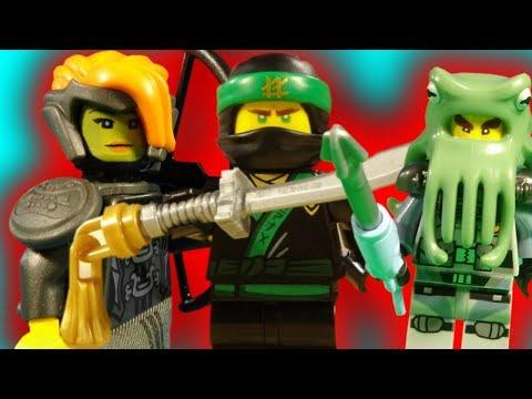 LEGO NINJAGO MOVIE - MEGA AWESOME COMPILATION