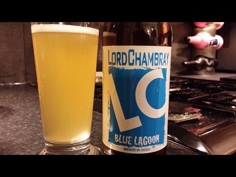 Lord Chambray Blue Lagoon Blanche Beer