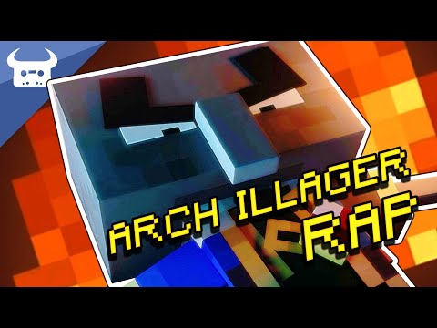 "MINECRAFT RAP | ""The Arch-Illager"" | Dan Bull"