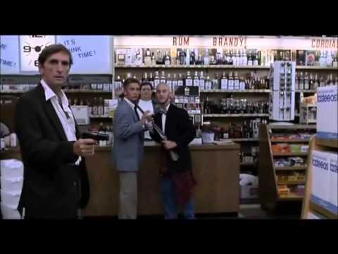 Repo Man 1984 - Liquor Store Scene