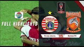 Video Persija Jakarta (5) vs (0) Borneo FC - Full Highlights | Piala Presiden 2019 MP3, 3GP, MP4, WEBM, AVI, FLV Maret 2019