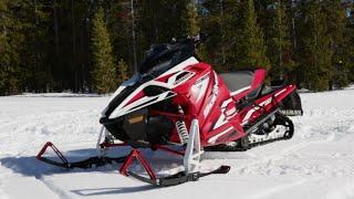 3. 2017 Yamaha Sidewinder LTX 137