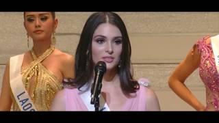 Video Miss International 2017: FINAL SPEECHES - Full Show (HD) MP3, 3GP, MP4, WEBM, AVI, FLV November 2017