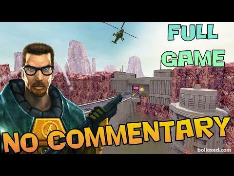 Half-Life:  Full Game Walkthrough