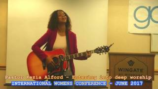 PASTOR KEZIA ALFORD - SNEAK PEAKEXCITING CLIP FROM IWC JUNE 2017-INTERNATIONAL WOMENS CONFERENCE -ATLANTA 2017Pastor Kezia AlfordBeing a Proverbs 31 womanEntering into deep worshipWatch out for the upload of the complete delivery on myfaithtvnetwork YouTube channel!#IWCJUNE2017#INTERNATIONALWOMENSCONFERENCES2017#MYFAITHTVNETWORK#GOGLOBALCONFERENCES