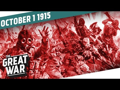 The Battle of Loos - New Offensives On The Western Front I THE GREAT WAR - Week 62