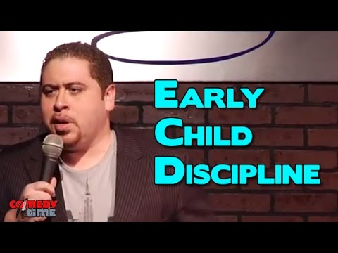 Early Child Discipline - Comedy Time Latino