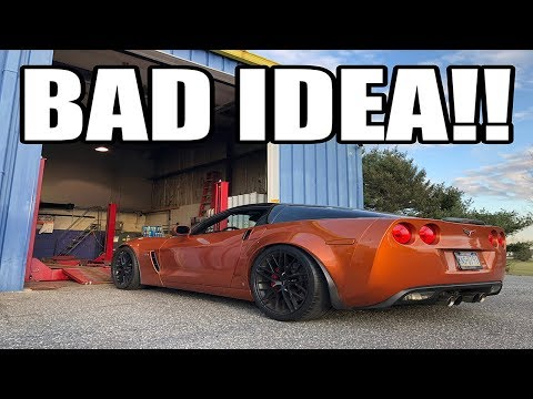 I Should Have Never Lowered My Car.. PLUS BIG NEWS!