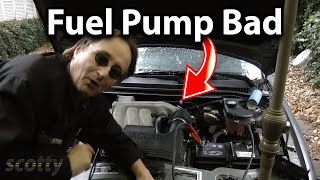 5. How To Tell If Your Fuel Pump Is Bad