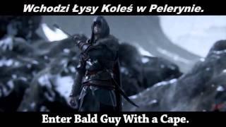 Video LITERAL [PL] Assassin's Creed Revelation Trailer PO POLSKU HD GORSZA WERSJA MP3, 3GP, MP4, WEBM, AVI, FLV Desember 2017