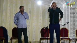 الموت ديال الضحك مع الفكاهي الساخر  يوسف حامدي
