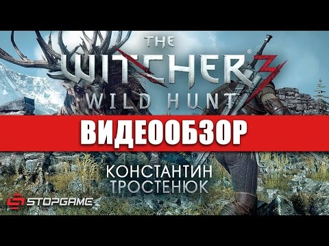 Обзор игры The Witcher 3: Wild Hunt