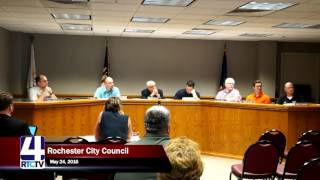 Public Meeting - Rochester City Council