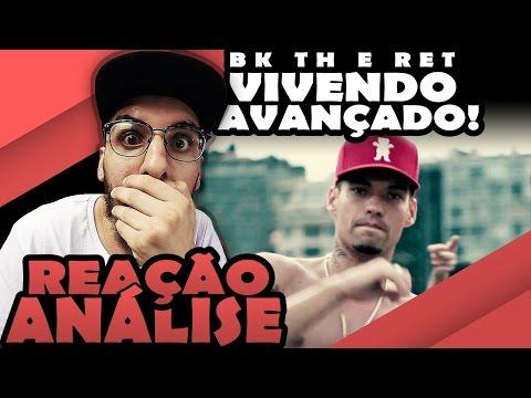 FILIPE RET - VIVENDO AVANÇADO (PART. BK E TH) [REAÇAO/ ANÁLISE]_Zene videók