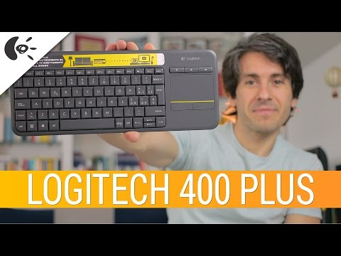 Logitech K400 Plus: la recensione di HDblog.it