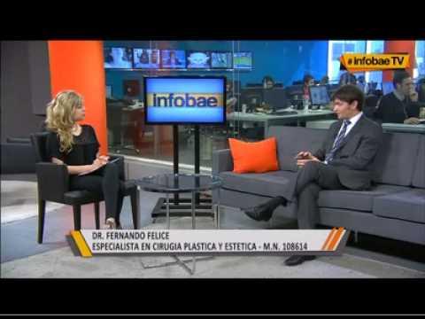 Infobae - entrevista al Dr Fernando Felice