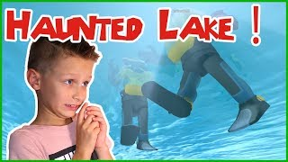 Video SCUBA DIVING AT A HAUNTED LAKE! ft. KarinaOMG MP3, 3GP, MP4, WEBM, AVI, FLV Agustus 2018