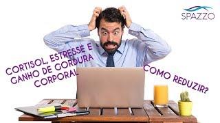 Spazzo Dicas - Cortisol, Stress e Ganho de Gordura Corporal. Como Reduzir?